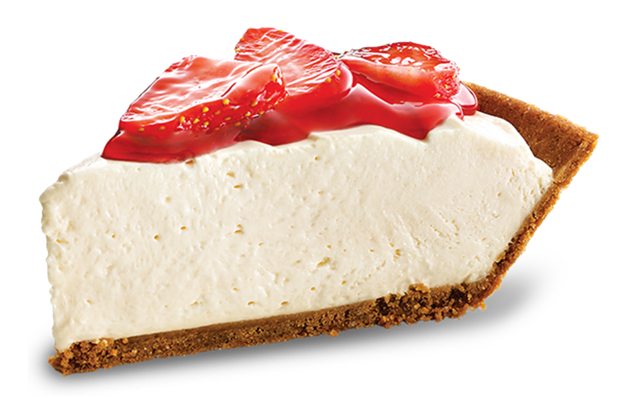 No Strawberry Cheese Cake